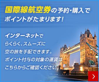 JAL(ジャル) 日本航空 国際線航空券